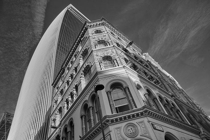 London Skyline – The Walkie Talkie Building