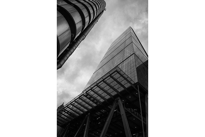 London Skyline – The Cheesgrater