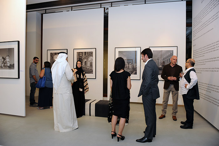 Exhibition Empty Quarter Gallery Dubai Martin Smith Photo 5