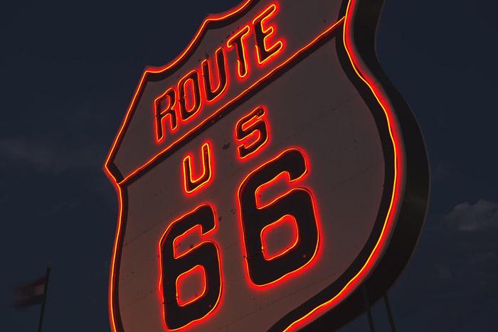 Gift idea - Route 66 Print