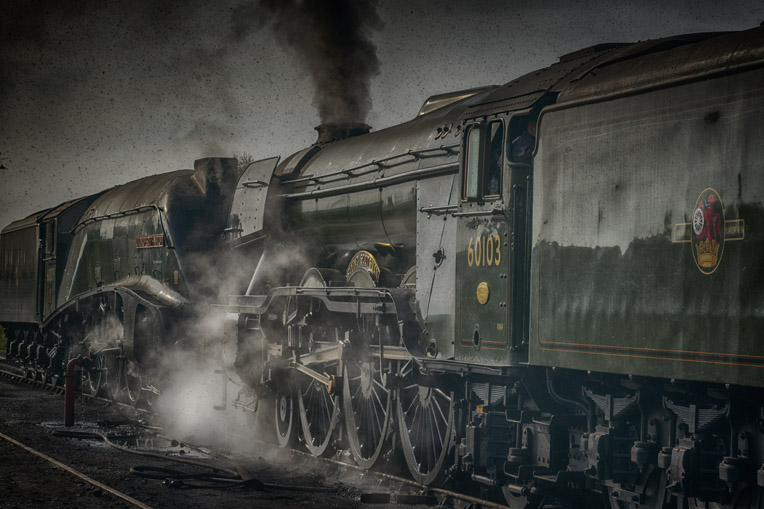 Flying Scotsman and Union of South Africa