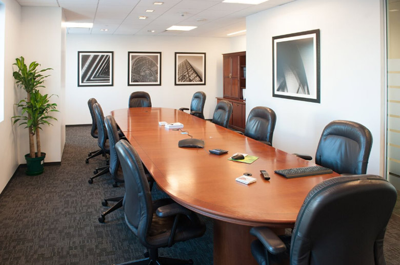 Boardroom art – Architectural detail