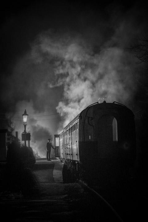 Last Train Home, Devon, England