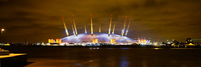 Panoramic Photographs of the London Skyline 4