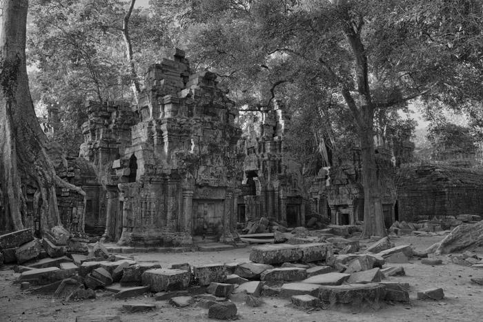 Sacred Places 1: Ta Promh, Angkor, Cambodia