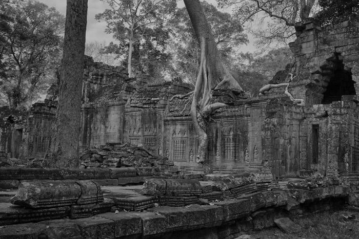 Sacred places 2: Prea Khan, Angkor, Cambodia