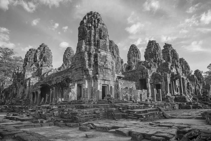 Sacred places 3: Prea Khan, Angkor, Cambodia