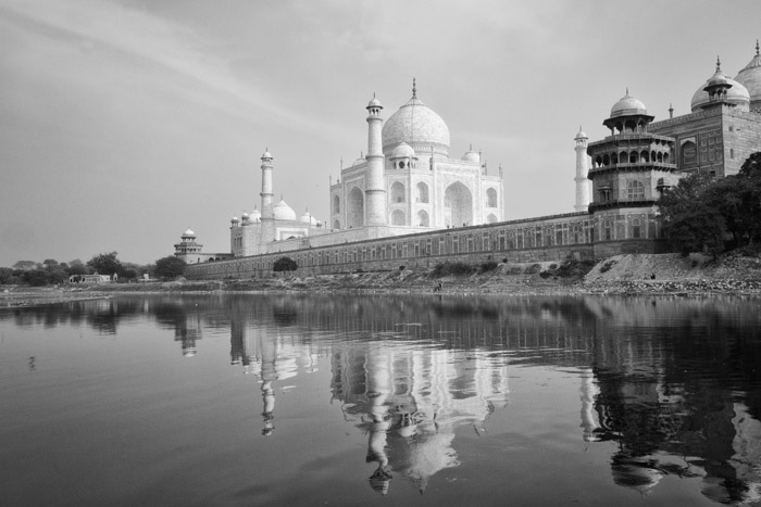 Sacred places 5: Taj Mahal, Agra, india