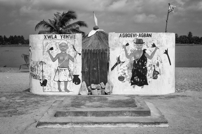 Sacred places 6: Voodoo Temple, Benin, Africa