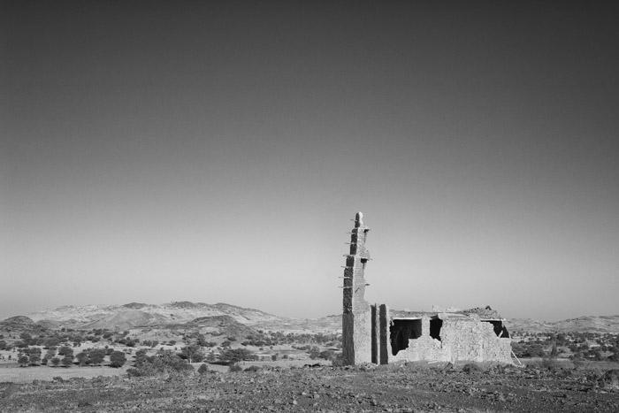 Sacred places 7: Mud Mosque, Bani, burkina Faso, Africa