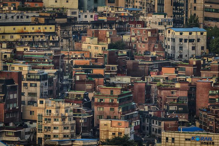 Old Seoul, South Korea