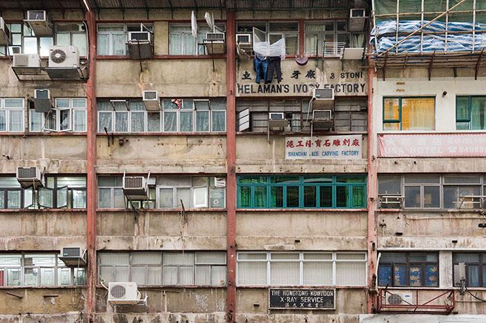 Photos of Hong Kong: Windows – Kowloon