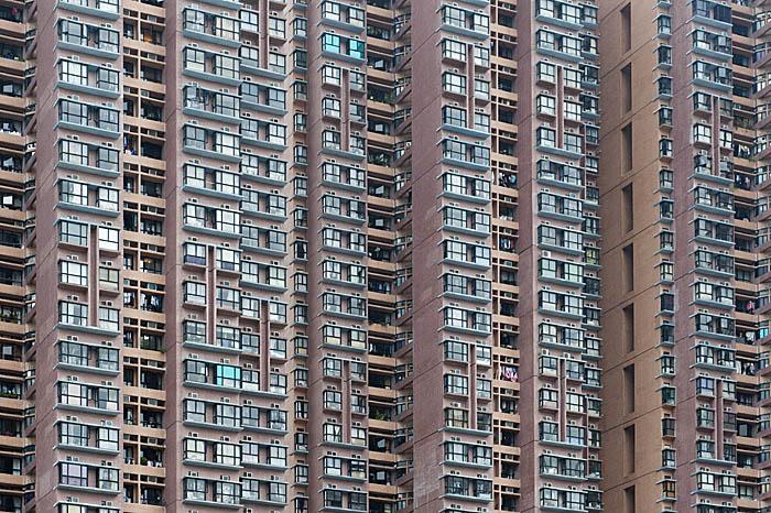 Hong Kong High Rise Apartments