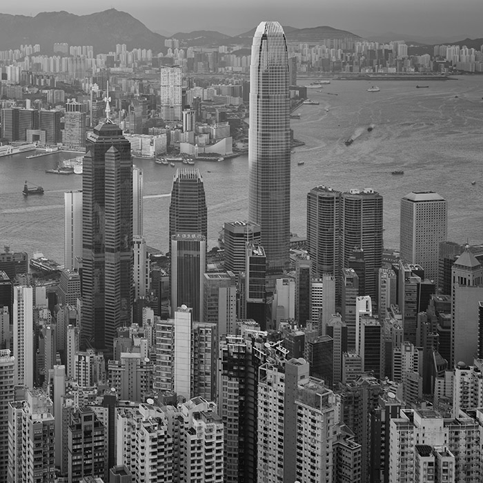 Hong Kong Black and White Photos Mr Smith World Photography