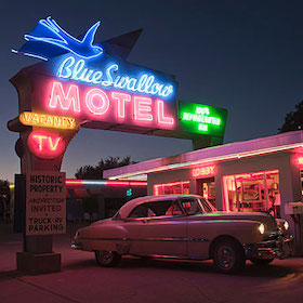Photographs of Route 66