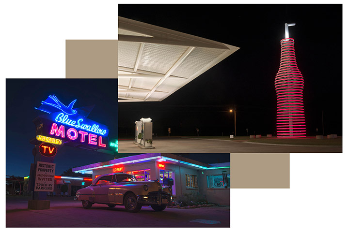 Photos of Route 66