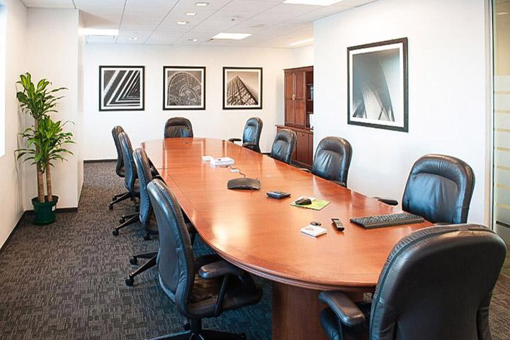 World prints as boardroom art