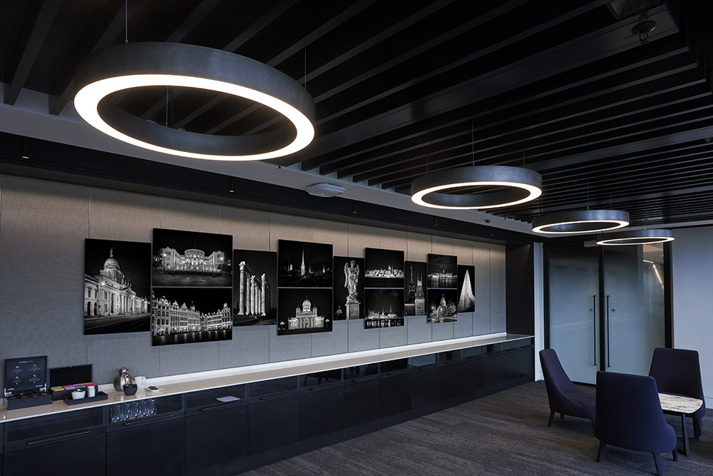 Commissioned Office art  for Deloitte London by Mr Smith World Photography