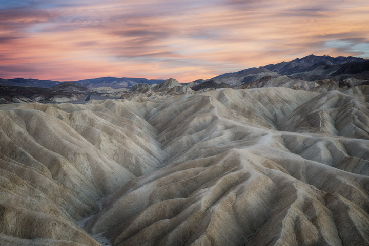 Landscape Photography Death valley USA