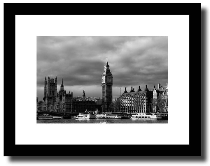 London Framed Prints Houses of Parliament