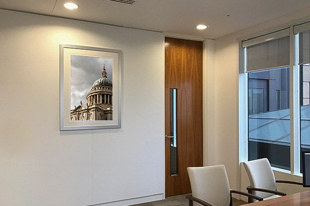 McKay Shields office art St Pauls Cathedral