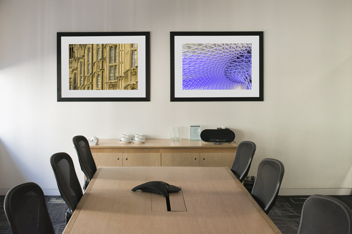 Office Art London Finance Company by Mr Smith World Photography
