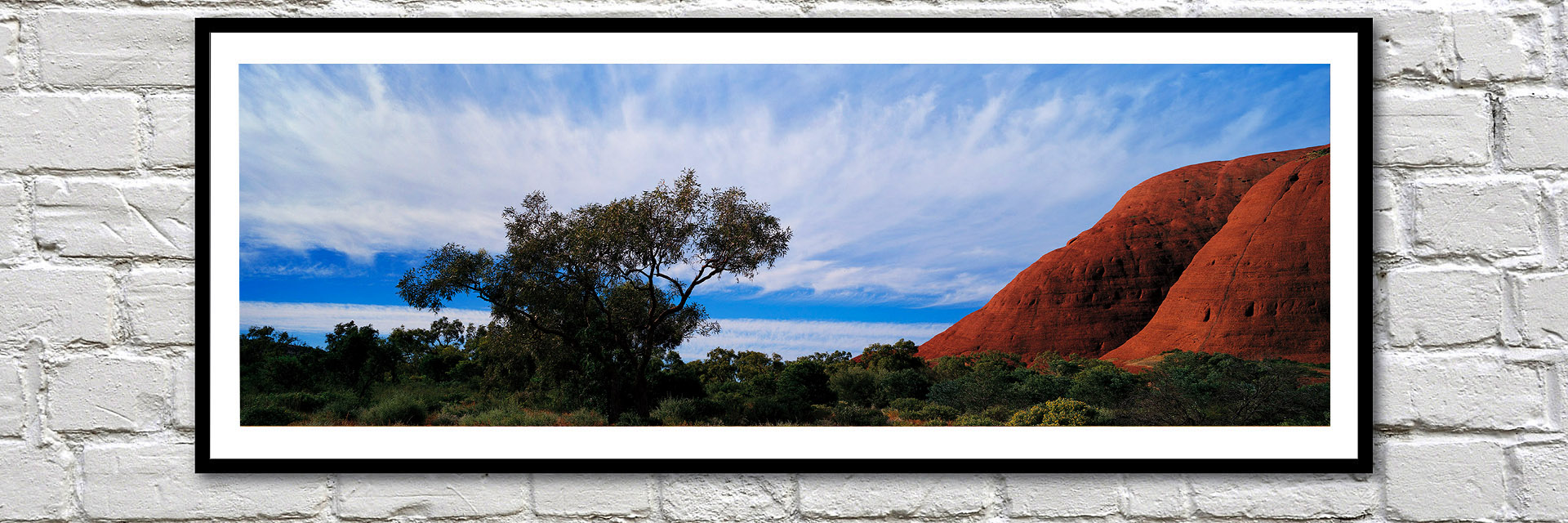 Office art ideas colourful world landscapes