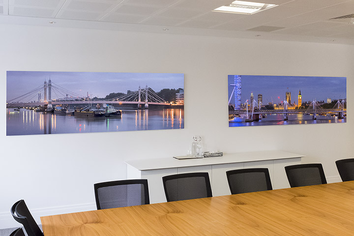 Office art  Warwick Capital partners Boardroom by Mr Smith World Photography