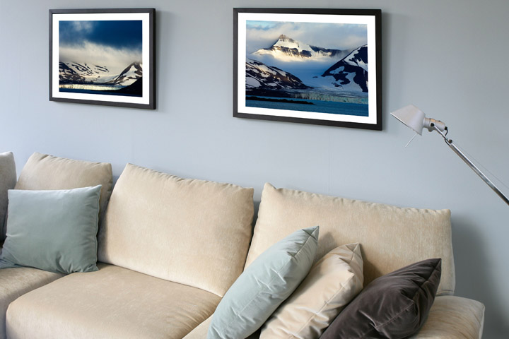 Art for the home pictures in living room