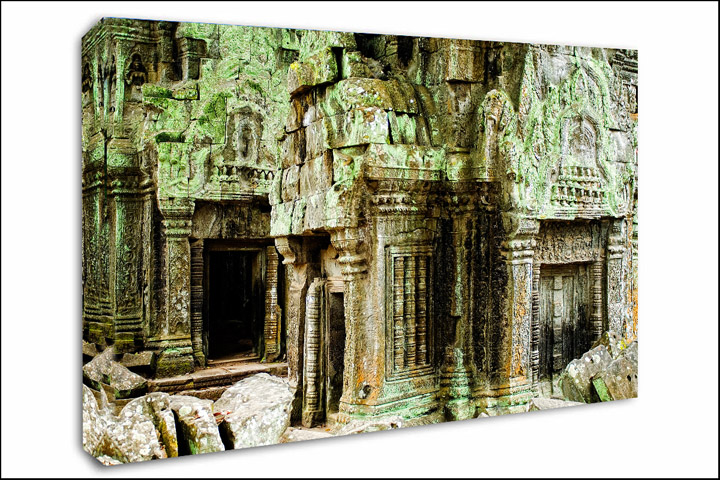 Canvas Prints of World Locations