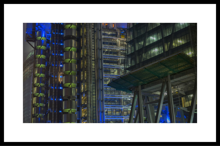 Framed Fine Art Prints of London Architecture