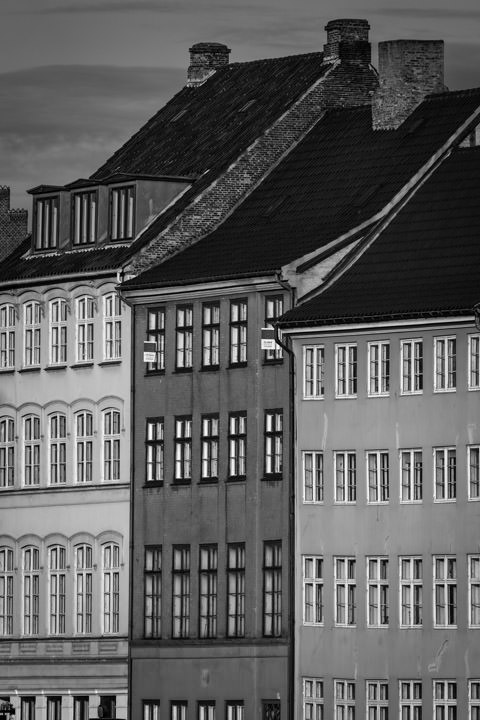 Photograph of 17c Houses 1 Copenhagen