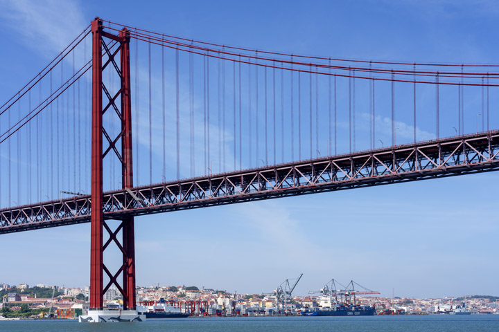 25 April Bridge Lisbon 5
