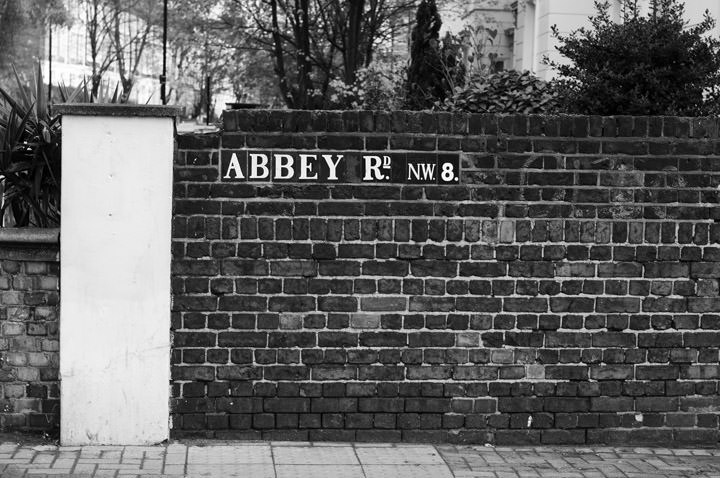 Photograph of Abbey Road