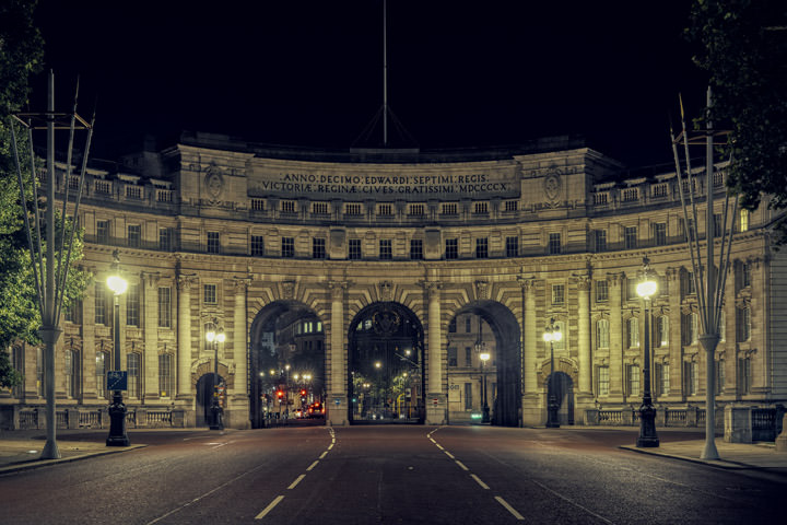 Photograph of Admiralty Arch 4