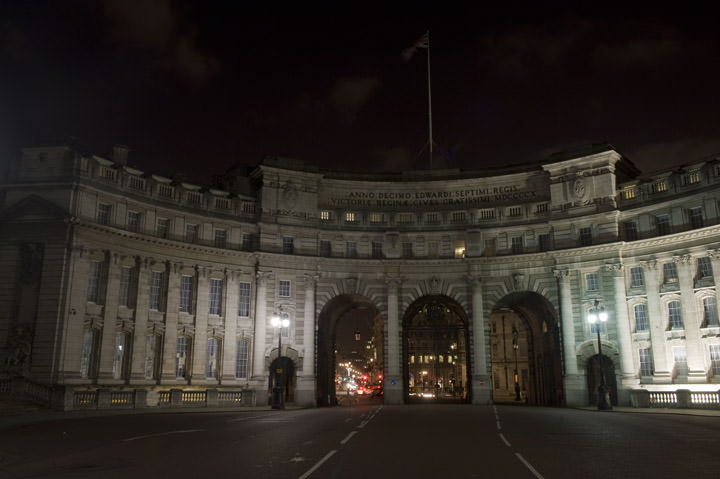 Photograph of Admiralty Arch