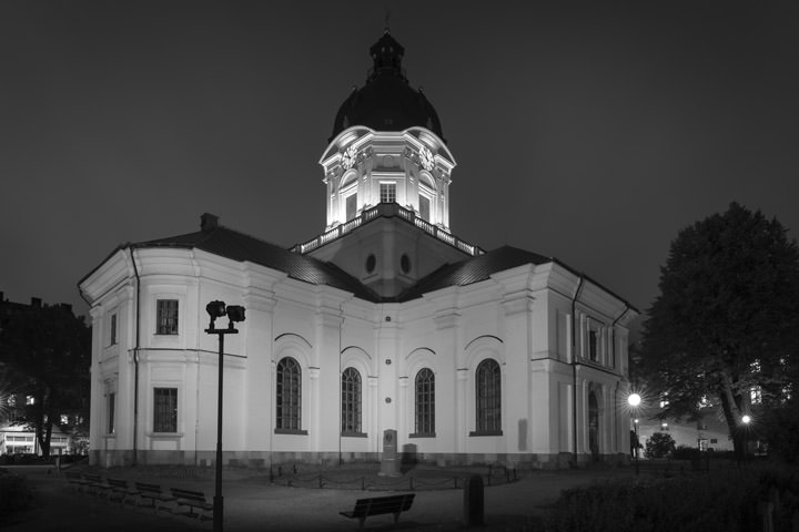 Adolf Frederick Church
