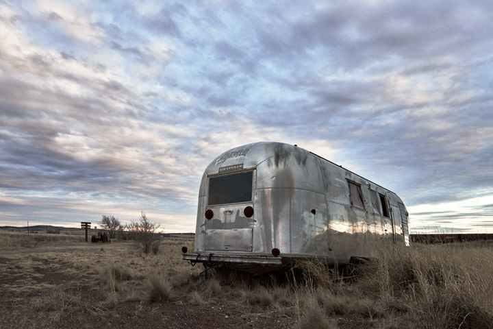 Photograph of Airstream 1