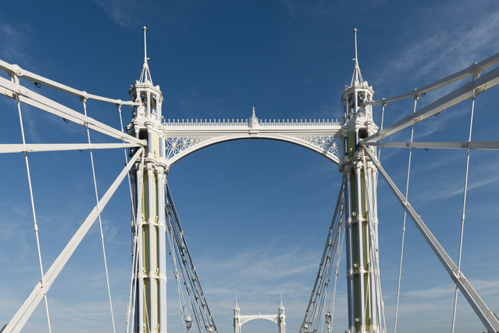 Photograph of Albert Bridge 13