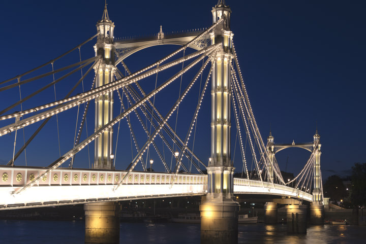 Photograph of Albert Bridge 19