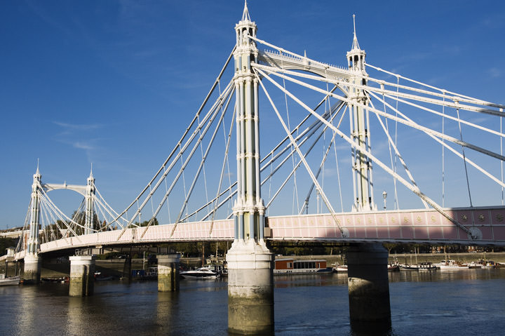 Photograph of Albert Bridge 2