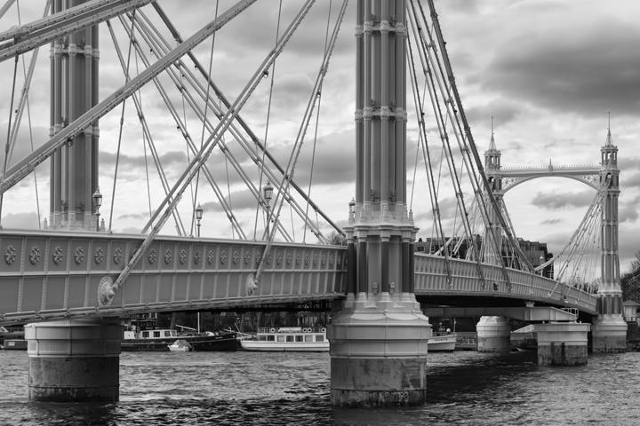 Photograph of Albert Bridge 21