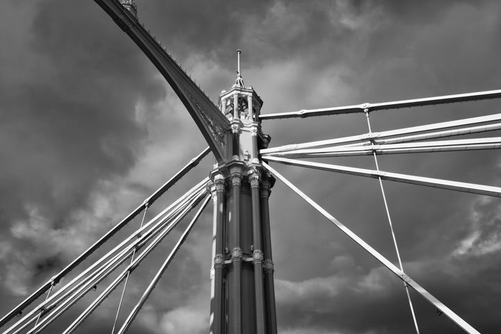 Photograph of Albert Bridge 23