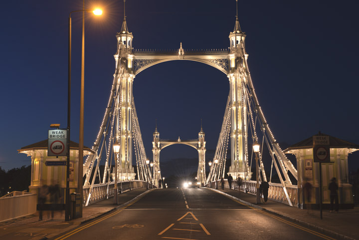 Photograph of Albert Bridge 26