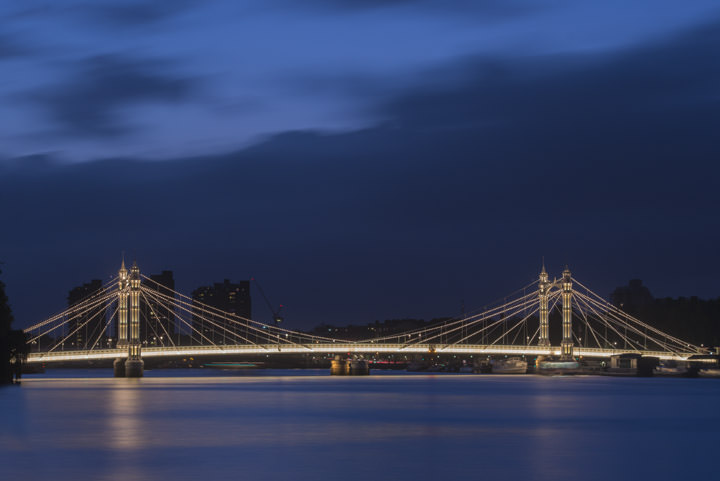 Photograph of Albert Bridge 28