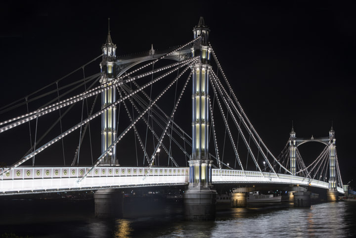 Photograph of Albert Bridge 31