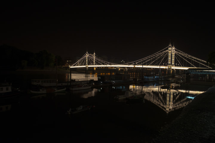 Photograph of Albert Bridge 36