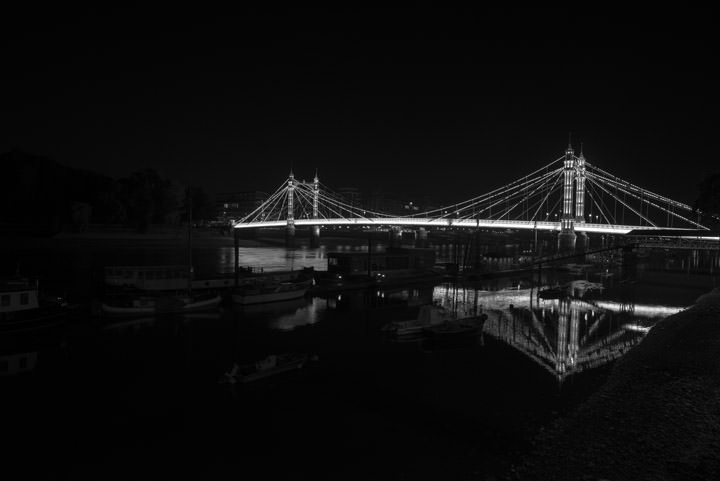 Photograph of Albert Bridge 42