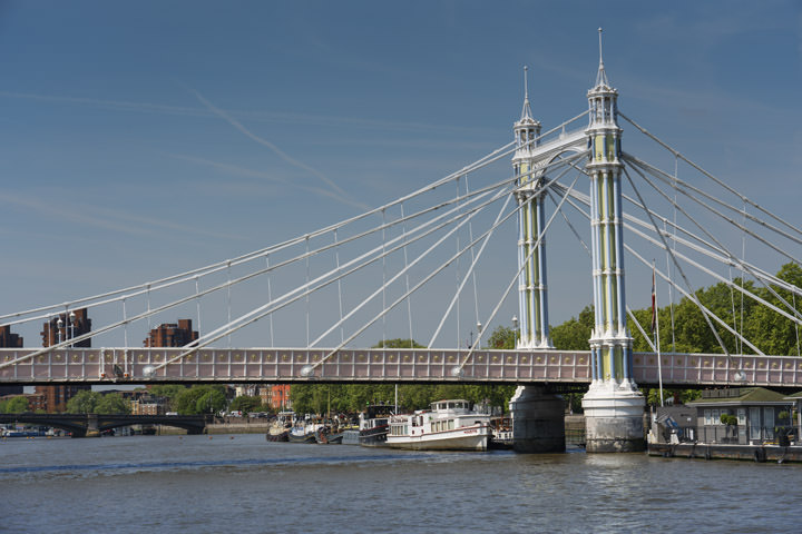 Photograph of Albert Bridge 47