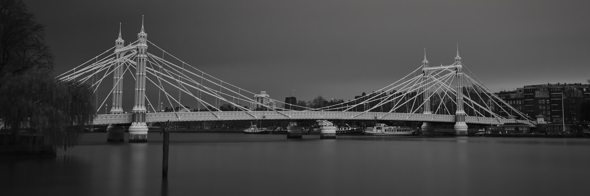 Photograph of Albert Bridge 52